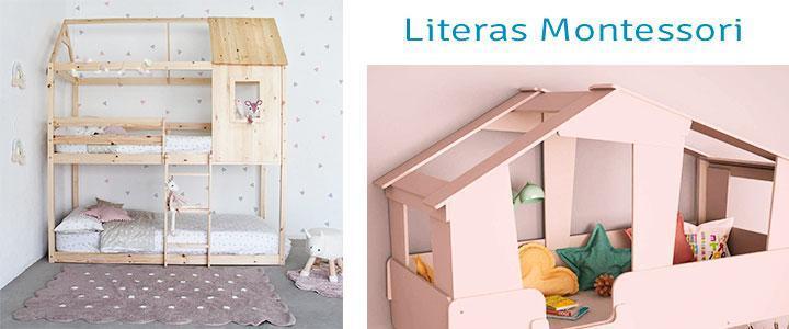 Literas Montessori, precios y modelos